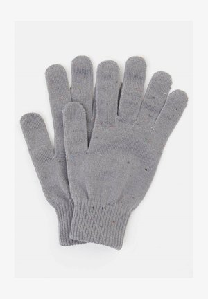 Gloves - grey