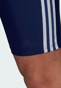 adidas Performance - Swimming shorts - blue - 4