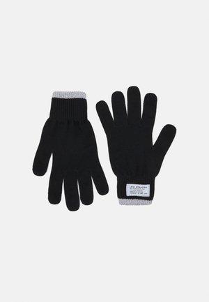 NEW CORE GLOVE UNISEX - Gloves - regular black