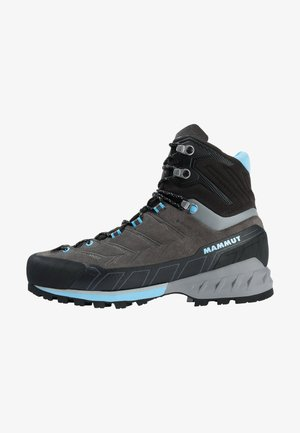 Mountain shoes - dark titanium-whisper