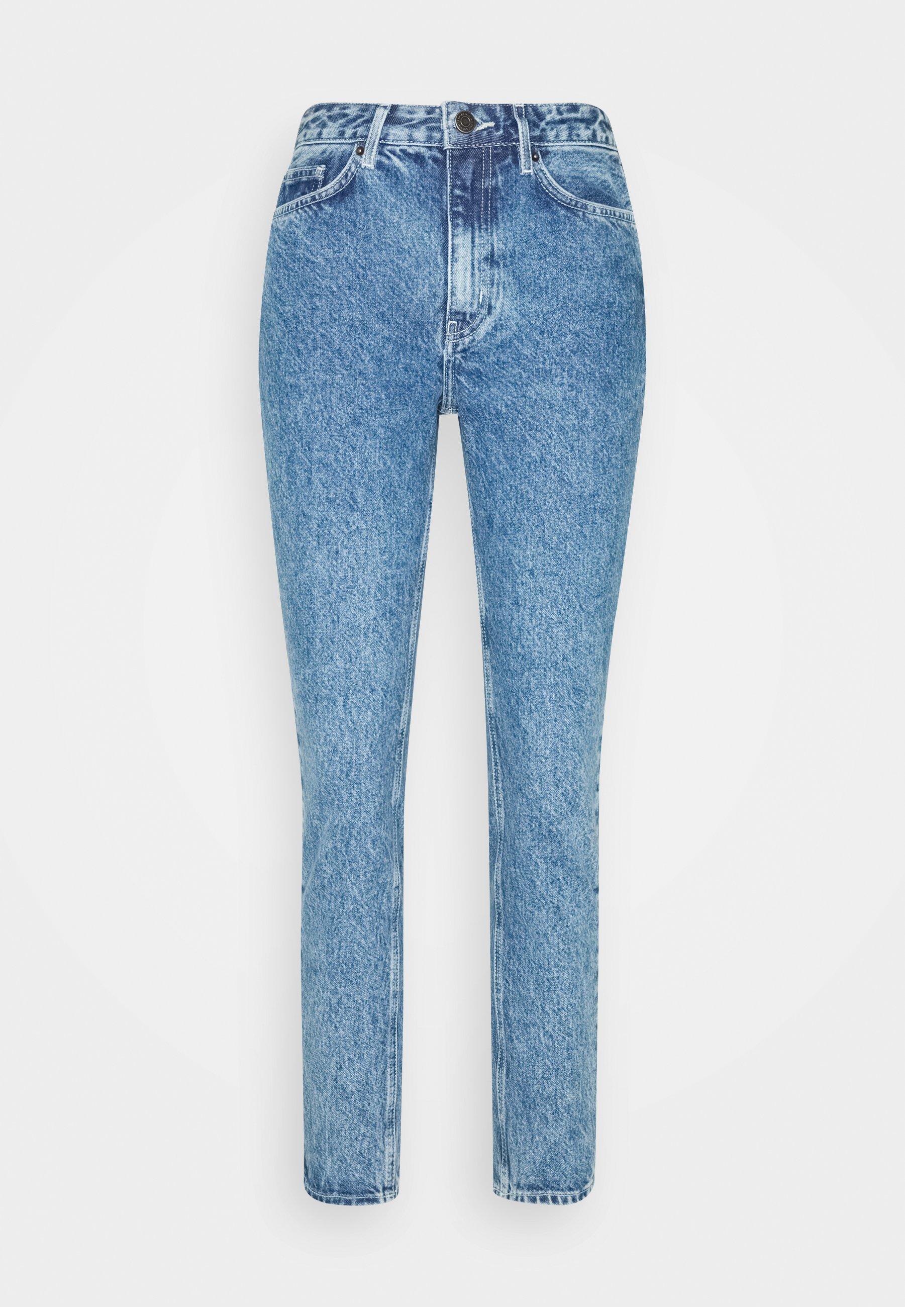 Women WIPY - Slim fit jeans - stone poivre