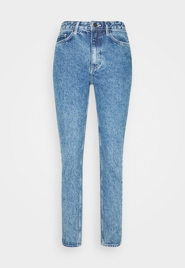 WIPY - Slim fit jeans - stone poivre