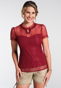 Spieth & Wensky - Blouse - red - 0