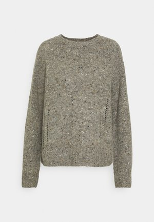 SLFFOREST TALL - Maglione - medium grey / melange