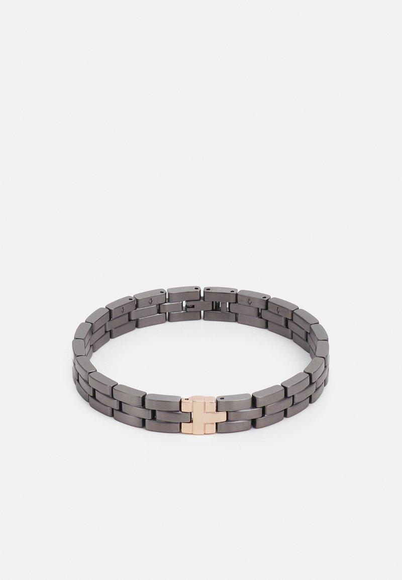 Tommy Hilfiger - CHUNKY BRACELET  - Bracelet - grey