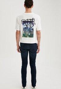 DeFacto - Jeans slim fit - indigo - 2