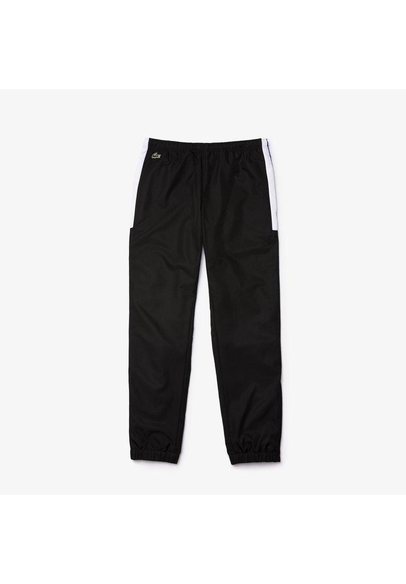 Lacoste Sport - XH4861 - Pantalon de survêtement - schwarz / blau / weiß
