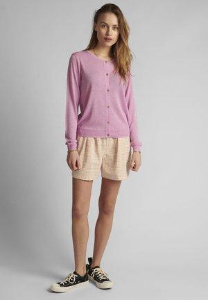 Neuletakki - lilac chiffon