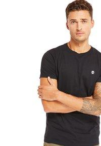 Timberland - 3PACK - Basic T-shirt - grey - 5