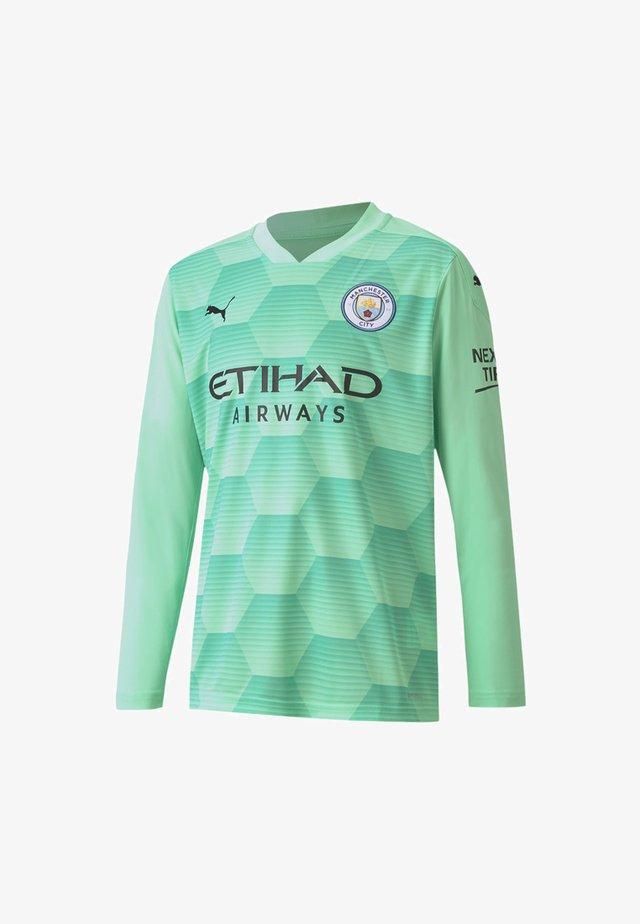 Goalkeeper shirt - green glimmer