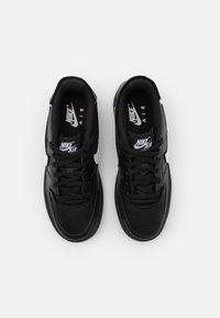 Nike Sportswear - AF1/1 UNISEX - Baskets basses - black/white - 3