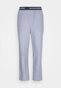 Jack & Jones - JACSTRIP PANTS - Pyžamový spodní díl - light grey melange - 0