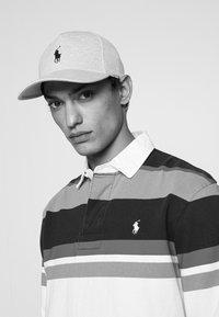 Polo Ralph Lauren - MODERN HAT UNISEX - Lippalakki - light  heather - 1