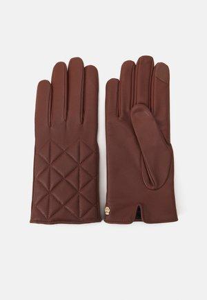 DERRY TOUCH - Gloves - cognac