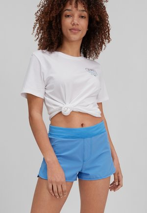 PACIFIC OCEAN - Print T-shirt - powder white option b