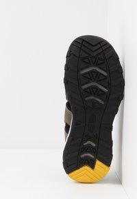 Keen - NEWPORT NEO H2 - Walking sandals - dusty olive/sulphur - 5