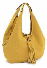 SURI FREY - MELLY - Käsilaukku - yellow - 3