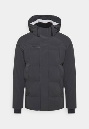 JCOALBERT TECH PUFFER - Winter jacket - asphalt