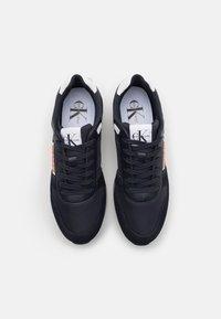 Calvin Klein Jeans - RUNNER LACEUP - Sneakers basse - night sky - 3