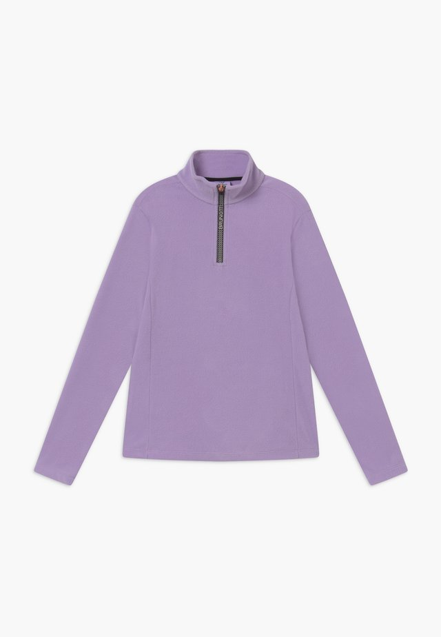 MISMY GIRLS - Fleece trui - lavender