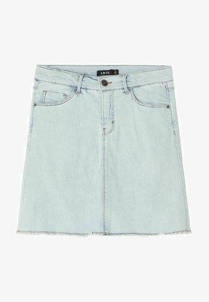 A-FORM - Jupe en jean - light blue denim