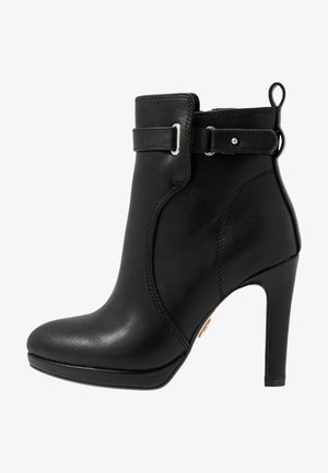 AUDRINA - High Heel Stiefelette - black