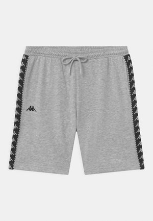 ITALO UNISEX - Short de sport - mottled grey