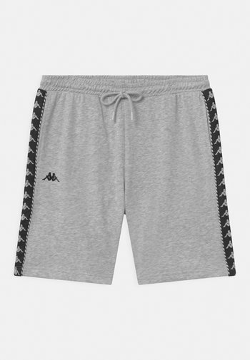 ITALO UNISEX - Sports shorts - mottled grey
