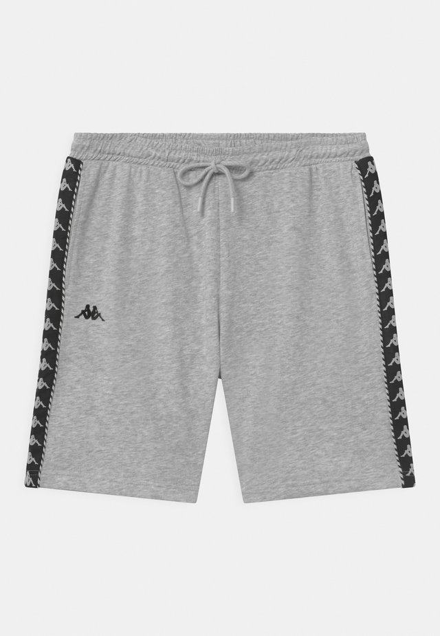 ITALO UNISEX - Pantaloncini sportivi - mottled grey