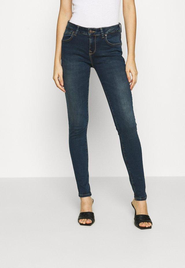 NICOLE - Jeans Skinny Fit - thara wash