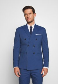 Selected Homme - SLHSLIM SUIT - Suit - estate blue - 2