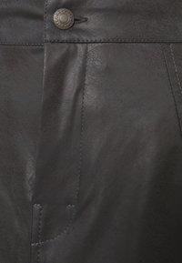 DRYKORN - OCTARIA - A-line skirt - black - 2