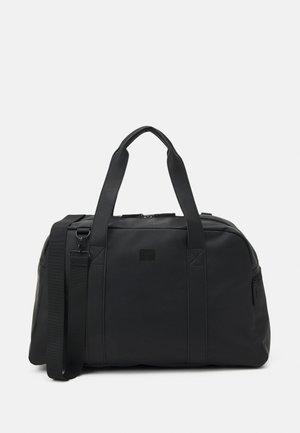 JACCARLO WEEKEND BAG - Weekend bag - black
