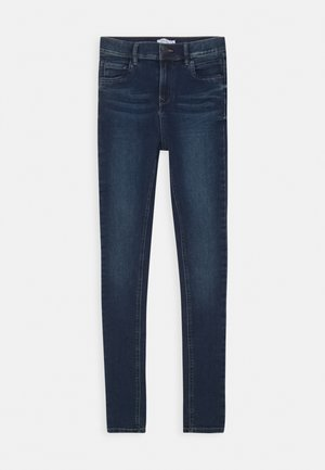 NKFPOLLY  - Skinny džíny - medium blue denim