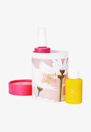TRAVEL BARREL - Skincare set - -