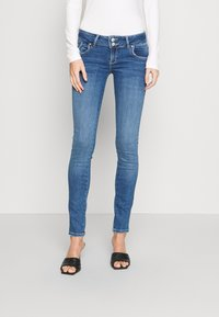 LTB - MOLLY - Slim fit jeans - elenia wash - 0
