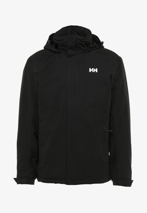 DUBLINER INSULATED JACKET - Vodotěsná bunda - black