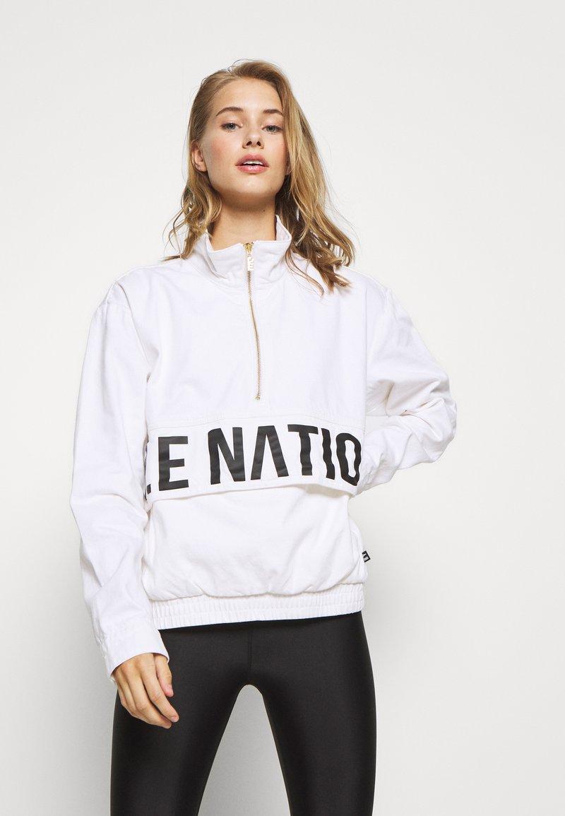 P.E Nation - Training jacket - white