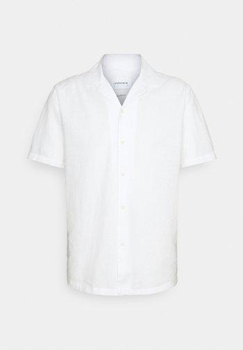 Vapaa-ajan kauluspaita - white
