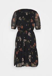 Vero Moda - VMKEMILLA  - Day dress - black/sallie - 4