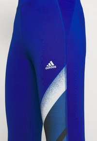 adidas Performance - Medias - blue/white - 5