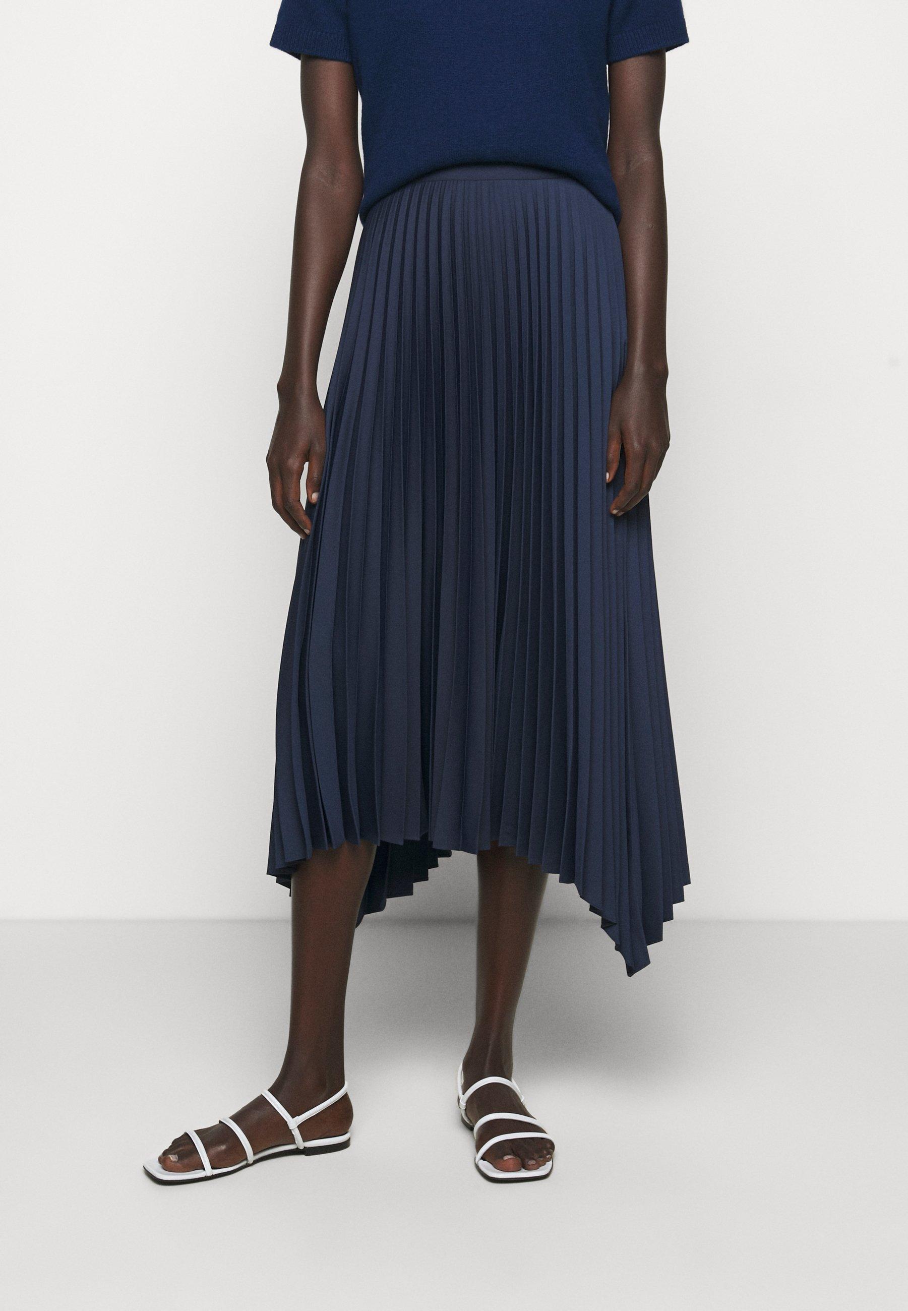 Women PLEAT SPRING - Maxi skirt