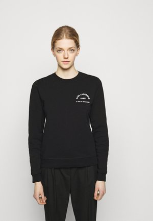 ADDRESS LOGO - Sweatshirt - black