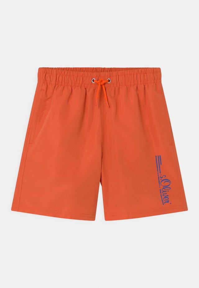 PHILIP - Surfshorts - orange