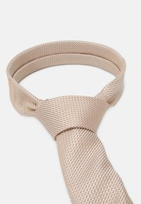 Burton Menswear London - CHAMPAGNE FLORAL SET - Kapesník do obleku - neutral - 3