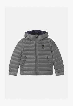 GIUBBINI - Down jacket - grey