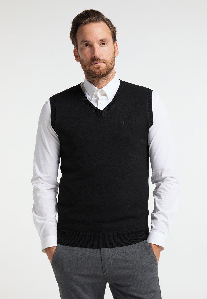 DreiMaster - Pullover - schwarz