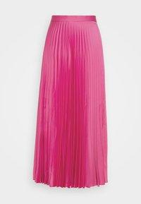 Closet - PLEATED SKIRT - Długa spódnica - pink - 1