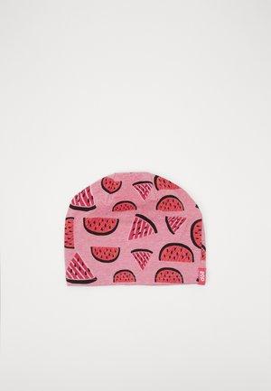 BOHO - Czapka - pink