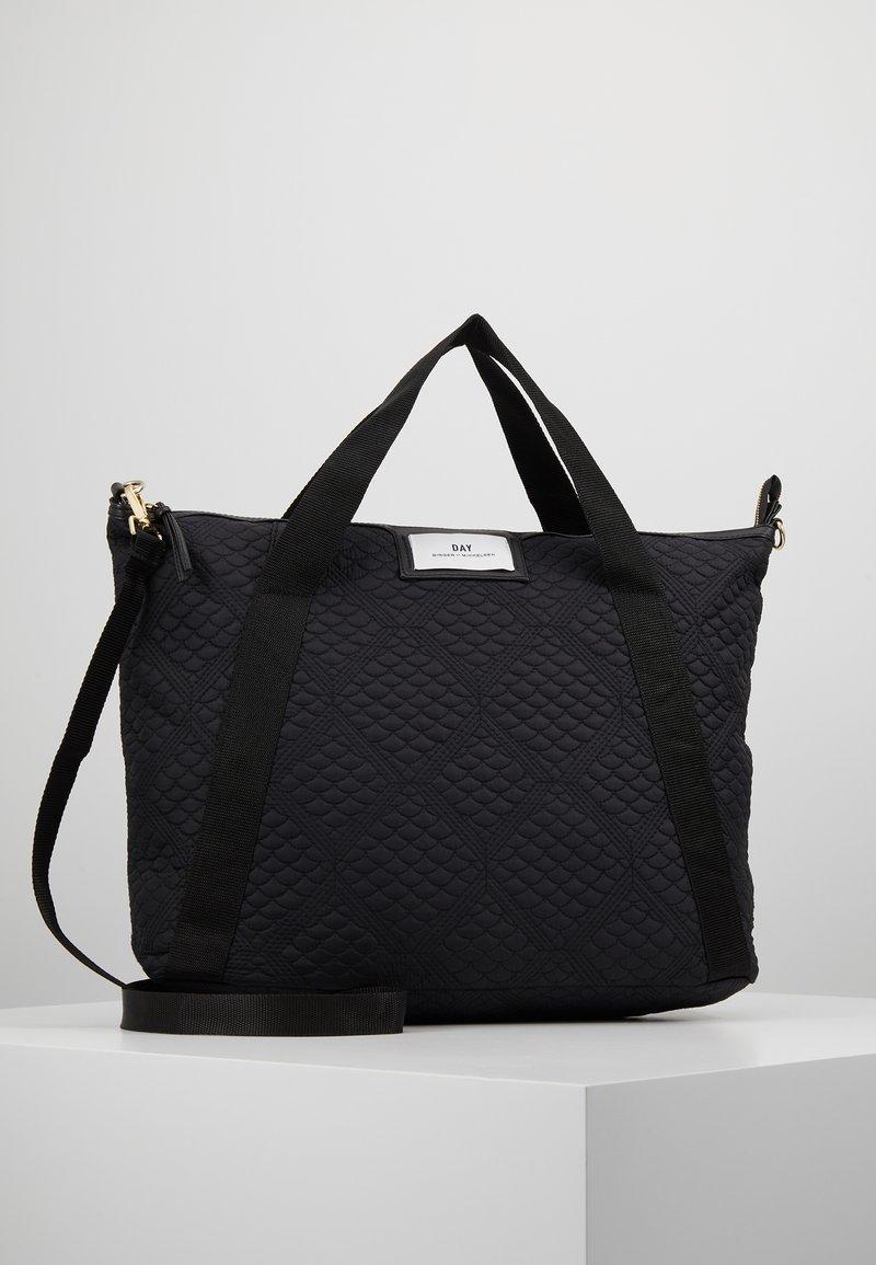 DAY Birger et Mikkelsen - GWENETH TOPAZ CROSS - Shoppingveske - black